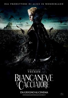 Biancaneve e il Cacciatore #fantasy #biancaneve