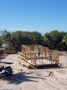 Building a house in Belize is definitely doable. Belize, Garden Bridge, Building A House, Paradise, Outdoor Structures, Home, Ad Home, Build House, Homes