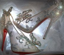 cinderalla, fashion, heels, louboutin (Full Size)