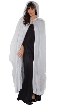 Adult Ghost Cape