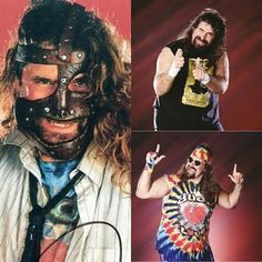 Mick Foley, Joker, Fictional Characters, Art, Art Background, Kunst, The Joker, Performing Arts, Fantasy Characters