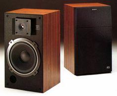 Scintillating Audio Speakers World Sony Speakers, Monitor Speakers, Bookshelf Speakers, Sony Electronics, Floor Standing Speakers, Sound & Vision, Audio Equipment, Audio System, Locker Storage