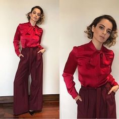 We think everyone must invest in a pussy-bow blouse this season. And we hope this image of Kangana Ranaut will convince you to do just that  via GRAZIA INDIA MAGAZINE OFFICIAL INSTAGRAM - Fashion Campaigns  Haute Couture  Advertising  Editorial Photography  Magazine Cover Designs  Supermodels  Runway Models