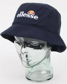 001afd25bf9 Ellesse - Bucket Hat in White