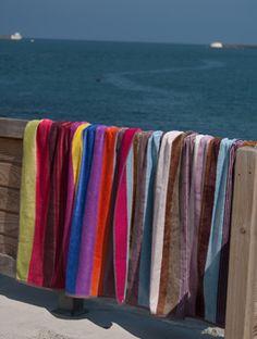 tissage-de-Luz, tissu basque, toiles transat, nappes, rideaux
