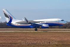 ACM Charter Boeing 737-700 VP-BIZ