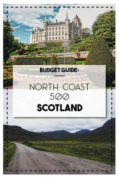 The North Coast 500 is essentially the answer to Route 66 in Scotland- and what a glorious answer it is! The will take you through the heart of the highlands and around the awe-inspiring north-west coast. You will visit the wildest, most. Scotland Travel Guide, Scotland Road Trip, Travel Tips For Europe, Ireland Travel, Traveling Tips, Budget Travel, Travel Destinations, European Destination, European Travel