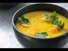 Recept voor pompoensoep met een toets van hazelnoot | njam!