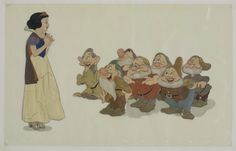 News from the Getty   The Walt Disney Animation Research Library And Getty Conservation Institute Announce Second Phase Of Animation Cel Conservation Project