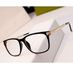 New Women Eyeglasses Retro Vintage Optical Reading Spectacle Eye Glasses  Frame Men Women Brand Designer Oculos 4361cc9821
