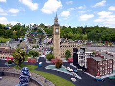 A Trip to Legoland, London.