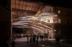1024 Architecture's New Light Sculpture is Truly Illuminating   The Creators Project
