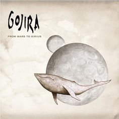 Gojira - From Mars To Sirius Vinyl 2LP (Out of Stock)