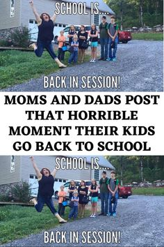Moms And Dads Post That Horrible Moment Their Kids Go Back To School Clean Funny Jokes, Lame Jokes, Terrible Jokes, Crazy Funny Memes, Funny Facts, Wtf Funny, Love You Funny, Seriously Funny