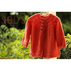 Baby Sweater - Circular Yolk Lacy Cardigan #winterbabyclothes #babyboutique #trendybabyclothes
