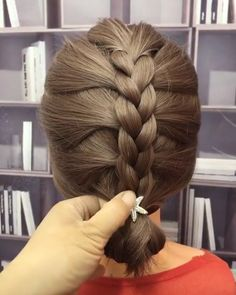 rave hairstyles hairstyles with shaved sides hairstyles black girl hairstyles mohawk pictures hairstyles down hairstyles toddlers braided hairstyles braided hairstyles for 5 year olds 5 Minute Hairstyles, Fast Hairstyles, Pretty Hairstyles, Hairstyle Ideas, French Plait Hairstyles, Step Hairstyle, Perfect Hairstyle, Indian Hairstyles, Hairstyle Tutorials
