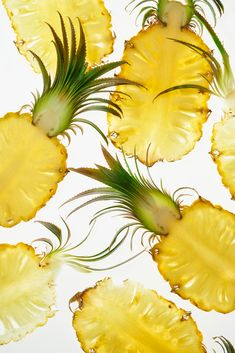 Pineapples, shot on light box  Creative Director: Bielle Bellingham  Photographer: Micky Wiswedal Pineapple Slices, Creative Director, The Unit, Stock Photos, Fruit, Pattern, Box, Snare Drum, Patterns