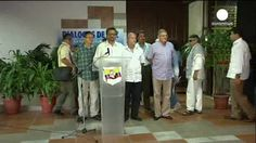 Las FARC anuncian un nuevo alto el fuego unilateral a partir del 20 de julio