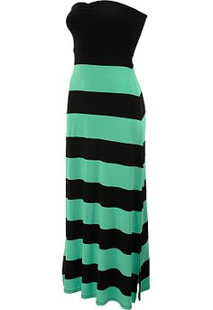 Unmistakably feminine with a touch of sporty style. Great maxi dress for summer nights! SportsAuthority.com