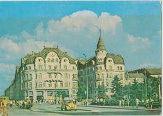 Oradea in comunism Communism, Romania, Taj Mahal, Building, Travel, Viajes, Buildings, Destinations, Traveling