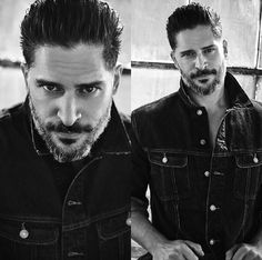 GQ ITALIA WITH JOE MANGANIELLO STYLIST: BRUNO LIMA STYLIST ASSISTANT: JENN EDELSON