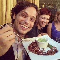 "28.9k Likes, 842 Comments - official matthew gray gubler (@gublergram) on Instagram: ""eating worms in mexico with my sister"""