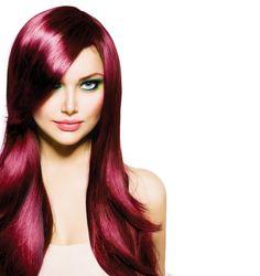 Red Hair Extensions Clip In  #hairextensions #virginhair  #humanhair #remyhair http://www.sishair.com/