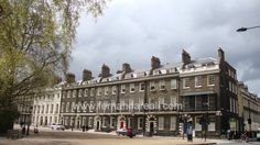 Passeio em Bloomsbury - Tavistock Square - Londres - London