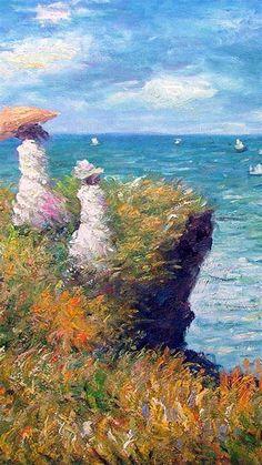 Iphone Wallpaper K Claude Monet Download - Best Home