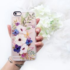 Click through to see more floral print iPhone 6 phone case designs by @rubyridgestudio >>> https://www.casetify.com/RubyRidgeStudios/collection #floral print | @casetify