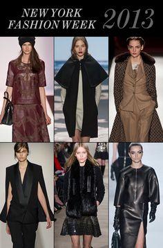 NYFW Wrap Up 2013 New York Fashion Week