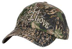 True Love Camo Cap