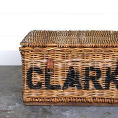Vintage English Basket | JuxtaPosition