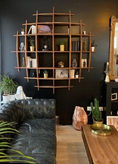 Tree Bookcase, Rustic Bookcase, Walnut Bookcase, Wall Bookshelves, Wall Shelves, Bookshelf Design, Bookcases For Sale, Microsoft, Shelf Furniture