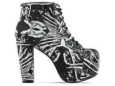 Solestruck - because ugly shoes are a global issue... Lita-Fab: Jeffrey CambellxBlackMilk