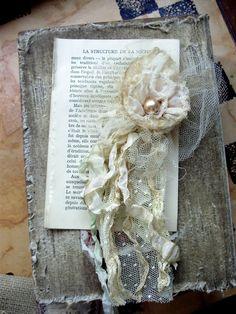Vintage Fabric Flowers | fabric flowers