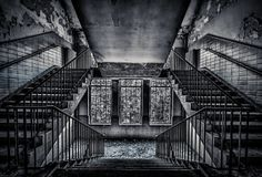 1X - Stairs to the gates of... by István Lahpor