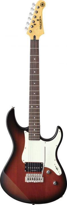 Yamaha Pacifica 510V Electric Guitar in Old Violin Sunburst finish