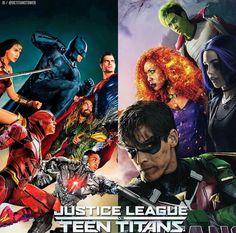 Dc United, Bbrae, Doom Patrol, Young Justice, Bat Family, Batgirl, Teen Titans, Dc Universe, Justice League