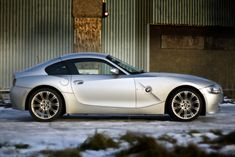 BMW Z4 Coupe (2006-2008)