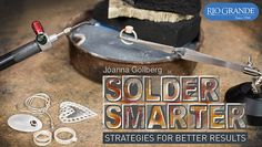 Take your skills to the next level with soldering tricks that will improve your pieces AND build your confidence! - via @Craftsy