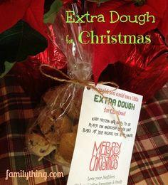 A little extra dough. These award winning cookies make the best neighbor gift ever.