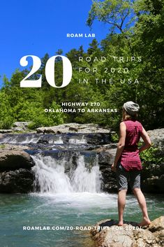 20 Road Trips For Highway 270 Highway 270 wanders through Ouachita National Forest, crossing Grand Teton National Park, Rocky Mountain National Park, Yellowstone National Park, National Forest, National Parks, Mustang Island, Road Trip Across America, Forest Adventure, West Coast Trail