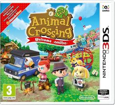 Animal Crossing new Leaf Welcome Amiibo + 1 carte Amiibo - 3DS - Acheter vendre sur Référence Gaming