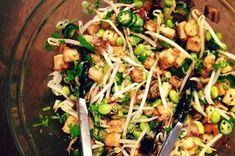 Crispy Tofu Salad Recipe on Food52 recipe on Food52