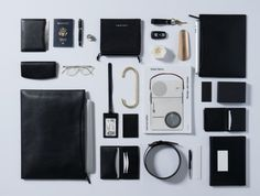 The bag company expands with a new collection of small leather goods.