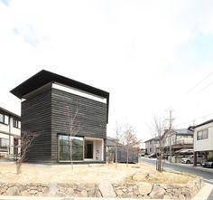Katsutoshi Sasaki - Koro house, Toyota 2014. Photos © via the architect.