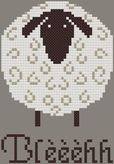 Blèèèhh pattern plus other cross-stitch freebies. Cross Stitch Freebies, Cross Stitch Charts, Counted Cross Stitch Patterns, Cross Stitch Embroidery, Knitting Charts, Knitting Stitches, Knitting Patterns, Crochet Patterns, Beading Patterns