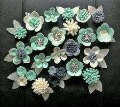 봄맞이 아이들 헤어핀 만들어볼까해요 알록달록 펠트 꽃으로헤어밴드 만들어주면...잘하고 다녔음 좋겠는데...