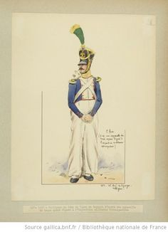 French; 14th Line Infantry, Voltigeur 1813-14 in Spain by E.Fort